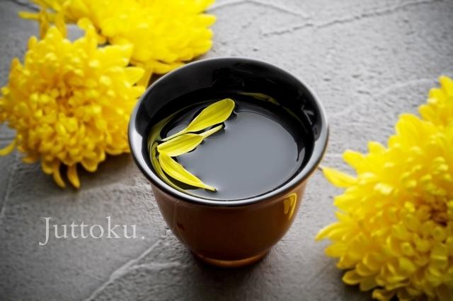 長陽の節句_菊酒」